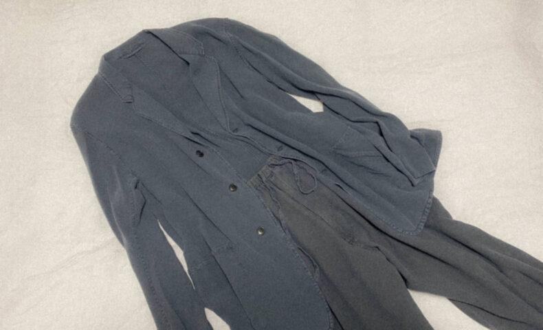 COMOLI シルクネルジャケット シルクネルドローストリングパンツ